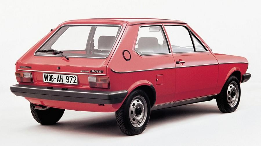 Volkswagen Polo I _ 1