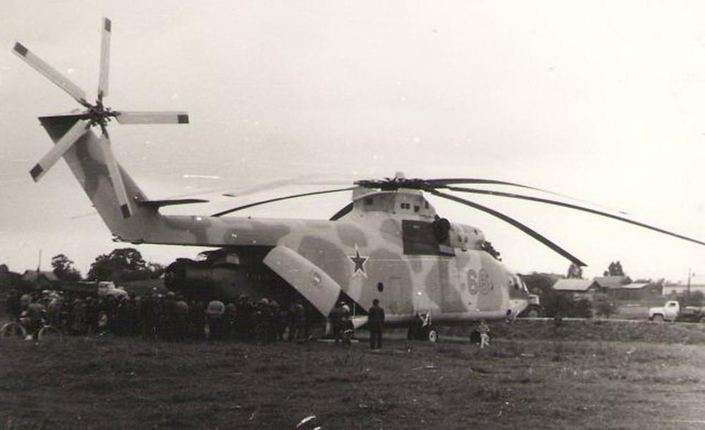 276-ой Отдельный Вертолётный Полк (Боровуха-1)
