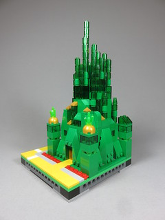 Emerald Micropolis