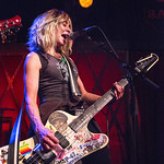 Tue, 08/05/2018 - 5:10pm - Belly (Tanya Donelly, Gail Greenwood, Thomas Gorman and Chris Gorman) is back in 2018, performing at Rockwood Music Hall in New York City and on WFUV Public Radio. 5/8/18 Photo by Gus Philippas