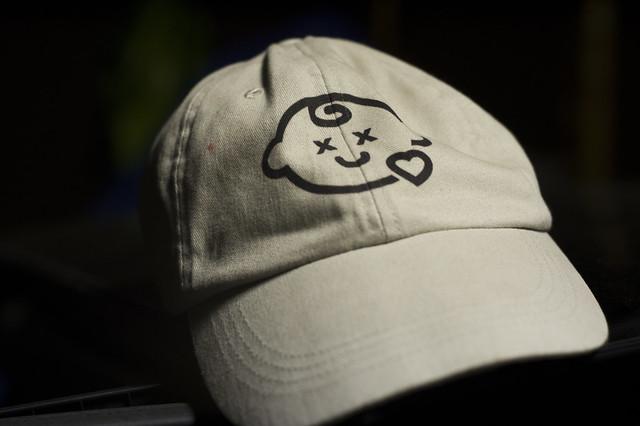 May 18 - Logo hat