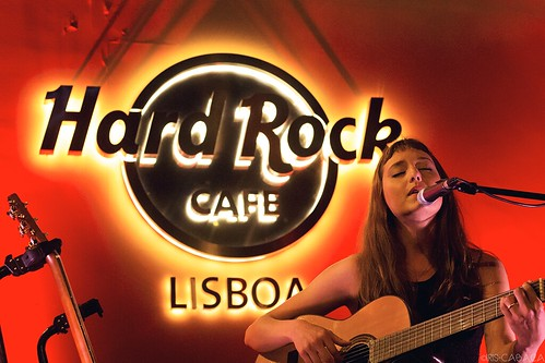 Mallu Magalhães @ Hard Rock Cafe Lisboa