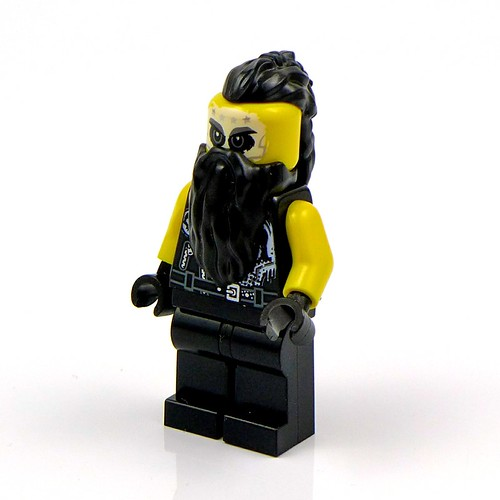LEGO Ninjago Sawyer 02