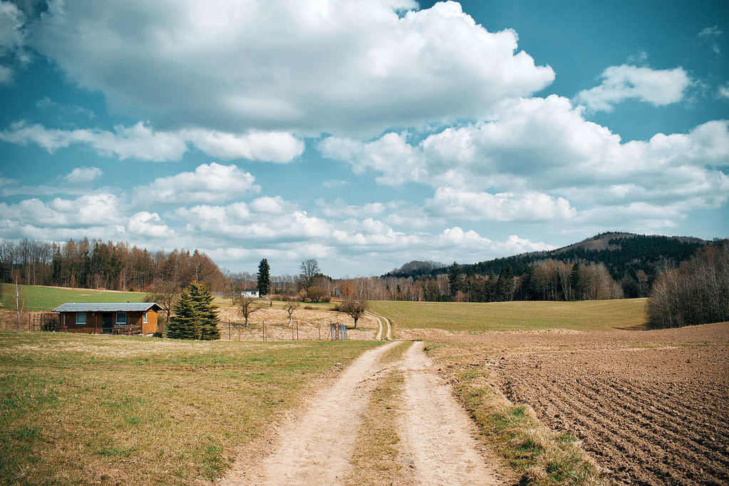 Rundherum um Ulbersdorf