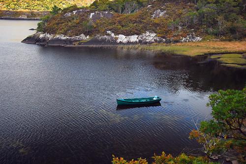 Lake at Killarney National Park in Ireland
