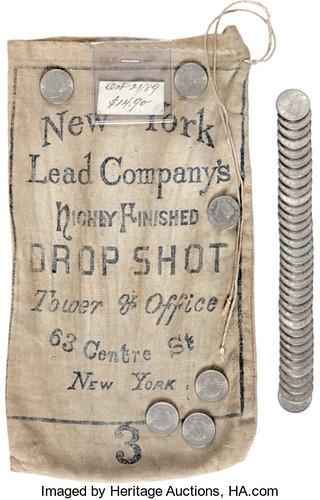 1883 No Cents Nickel bag