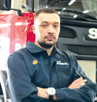 Андрей Манчын, технический специалист в области диагностики двигателей Shell LubeVideoCheck ООО «Технологический сервис»