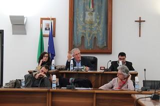 Coppi ultimo consiglio comunale