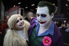 Harley and Joker!