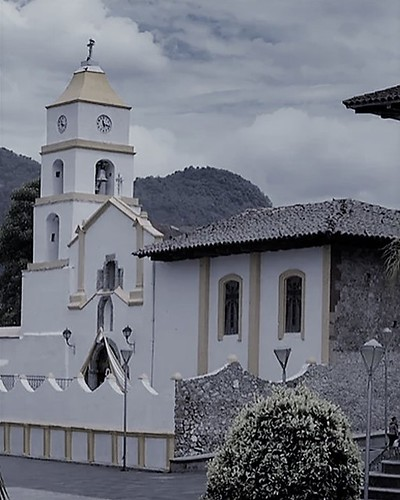 iglesia de Pahuatlán