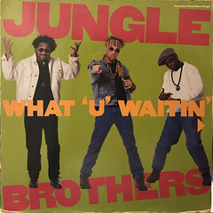 JUNGLE BROTHERS:WHAT U WAITIN' 4(JACKET A)
