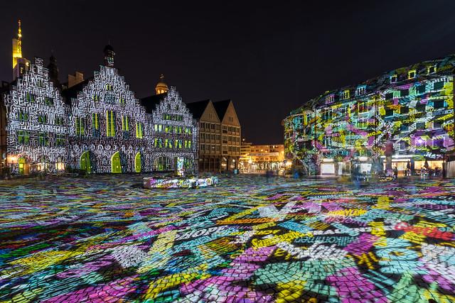 Frankfurt Fades by Philipp Geist