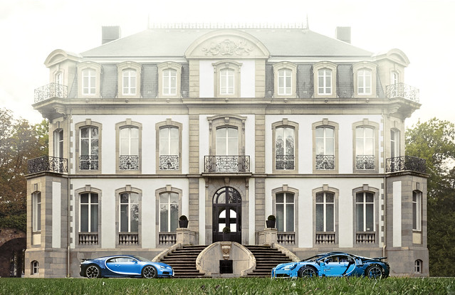 LEGO Bugatti Molsheim - Going Home