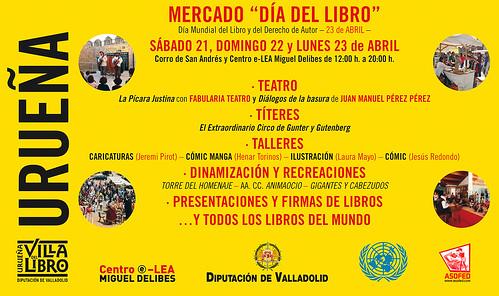 Feria del Libro en Urueña