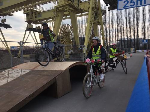 4C en 5A maken zich klaar voor De Ronde
