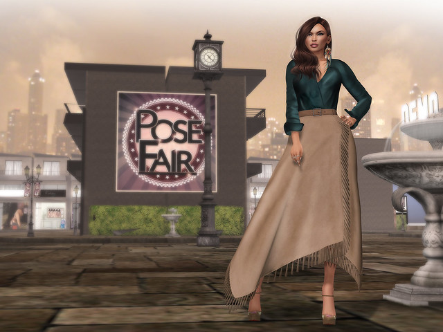 Pose Fair April 2018