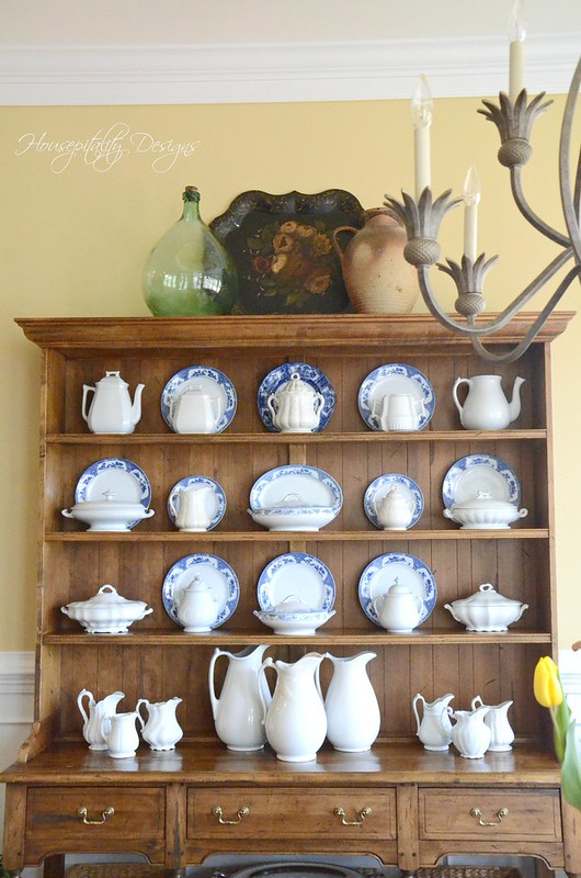 Dining Room Hutch-Housepitality Designs