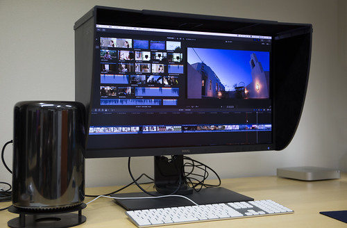 MacPro & FCPX