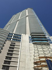 Panorama Tower Construction Brickell
