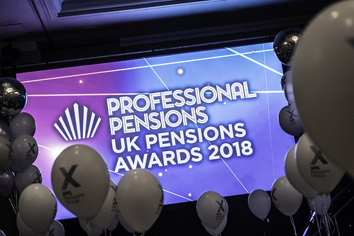 UK Pensions Awards 2018