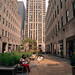 Rockefeller Center, 5th Avenue Plaza, NYC