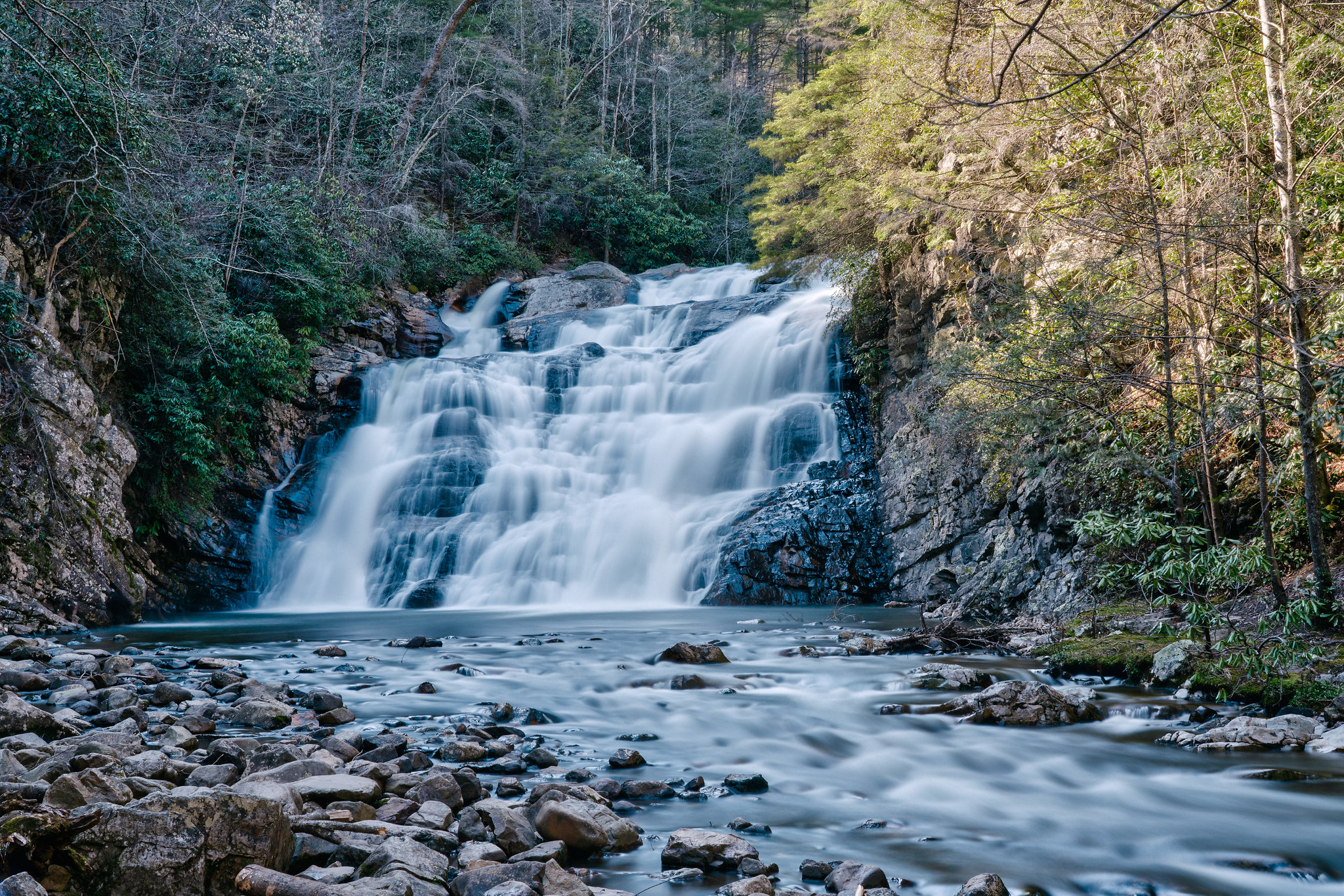 Laurel Falls, Revisited