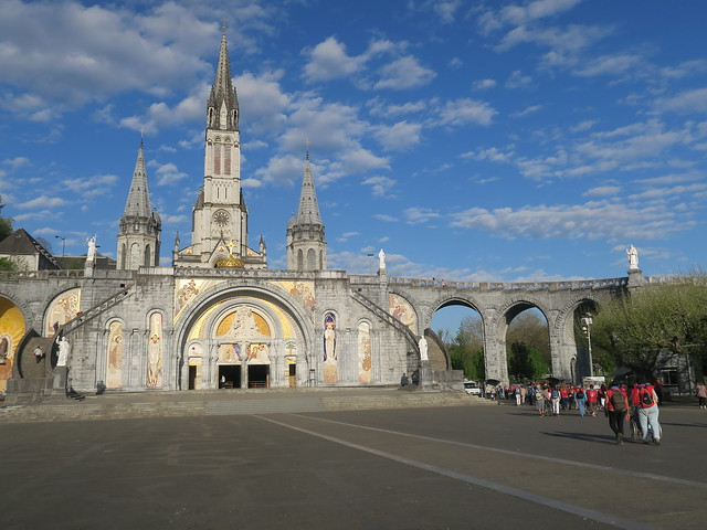 Lourdes 2018 : jeudi 19 avril