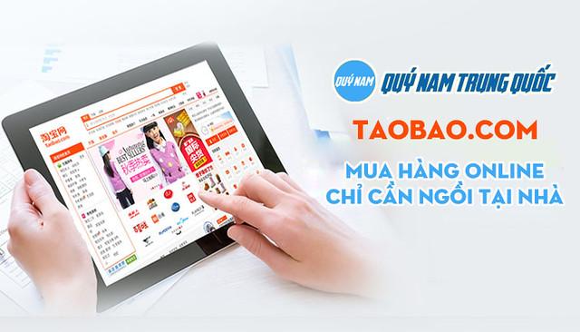 Hướng dẫn cách mua hàng trên Taobao trực tiếp ship về Việt Nam