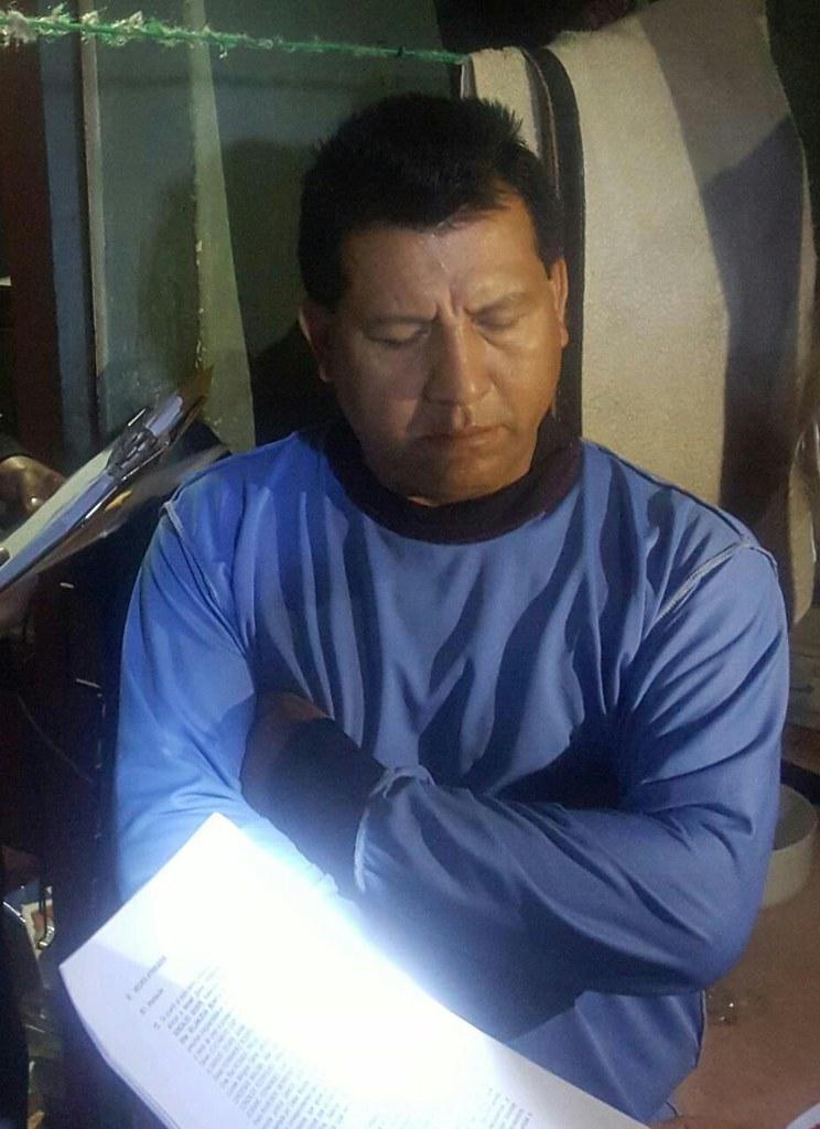 Megaoperativo - desarticulan organización criminal liderada por alcalde distrital de Ricardo Palma