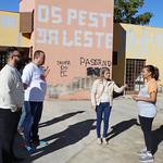 qua, 23/05/2018 - 09:00 - Visita técnica – Para verificar as condições em que se encontram o Parque Fernão Dias, pois segundo relato dos moradores o mesmo foi abandonado pelo poder público, estando em condições precárias, com a infraestrutura muito danificadaLocal: Parque Fernão Dias, rua Neide, 33, Bairro Fernão Dias Data: 23/05/2018Foto: Ernandes/CMBH