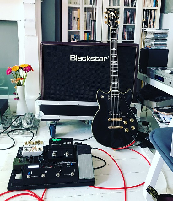 fs blackstar artisan 30 with flightcase amps discussions on thefretboard. Black Bedroom Furniture Sets. Home Design Ideas