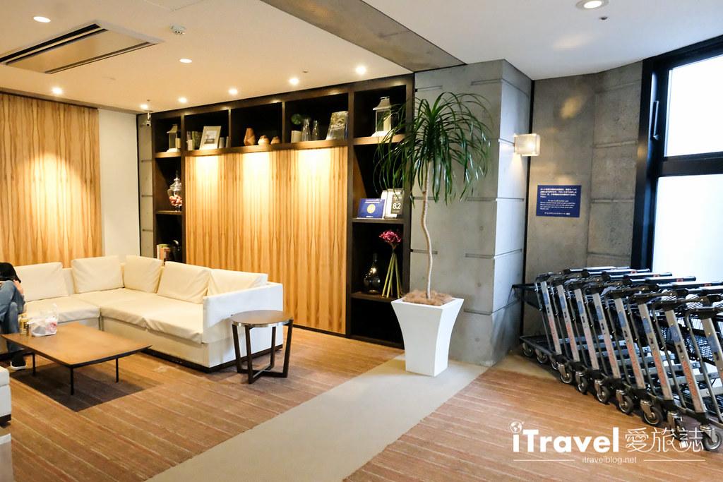 福冈饭店推荐 The Residential Suites Fukuoka (4)