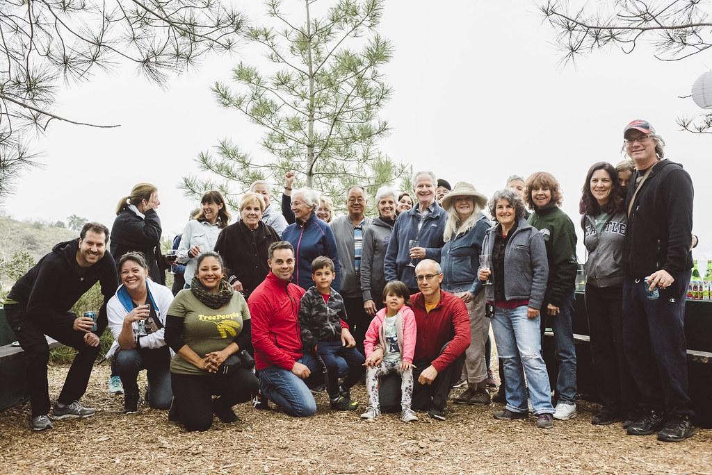 TreePeople Donor Appreciation Hike