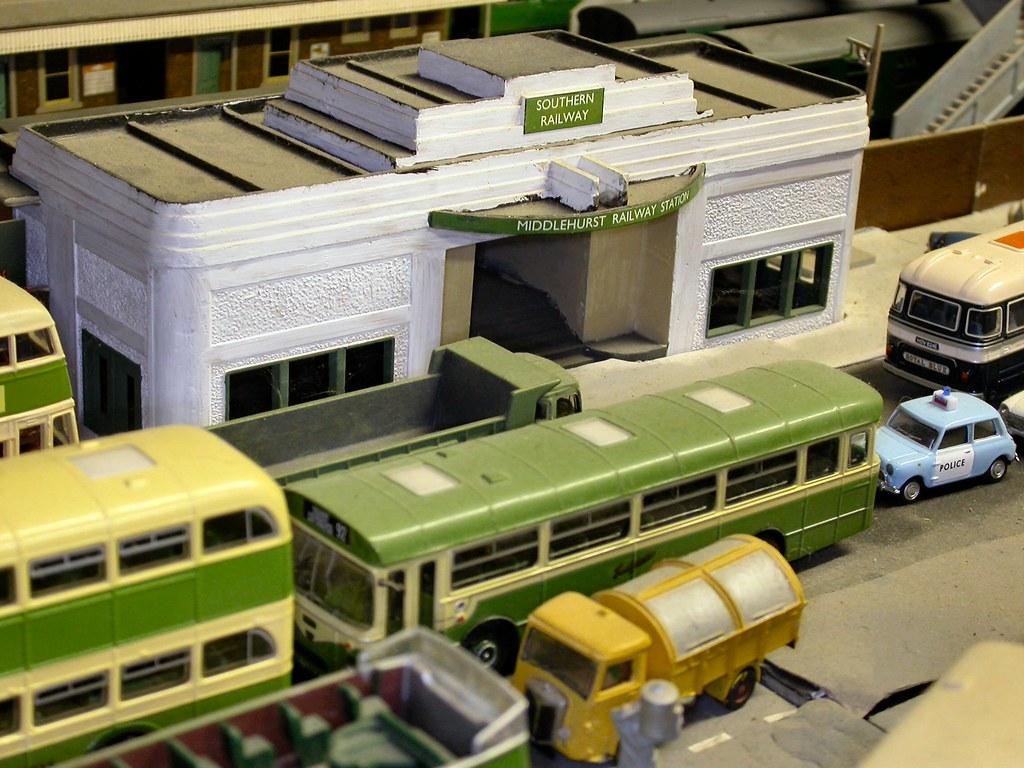 Southern Region station buildings - Southern Railway Group - RMweb