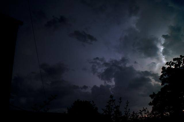 Little bit of lightning