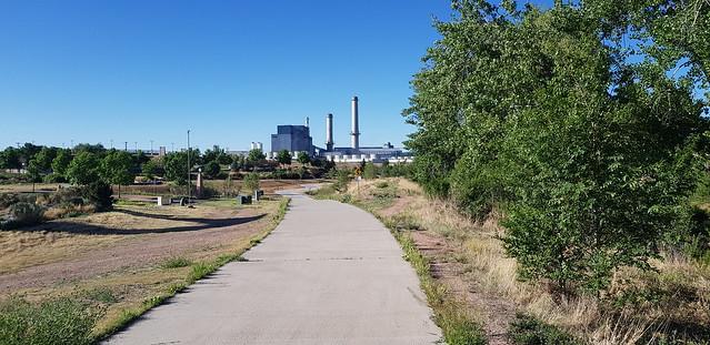 Thu, 05/31/2018 - 07:53 - Colorado Springs bike paths are superb