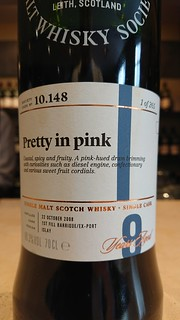 SMWS 10.148 - Pretty in pink