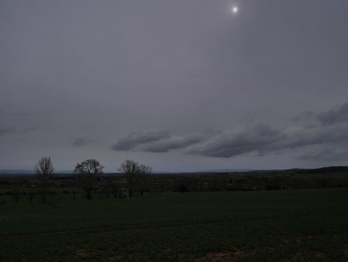 Warwickshire and the Strange Orb in the Sky
