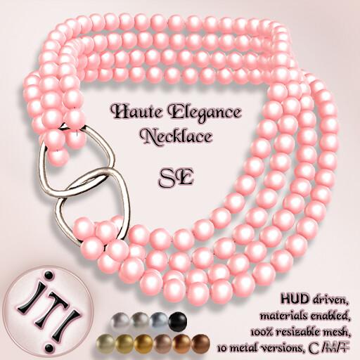 !IT! – Haute Elegance Necklace SE Image