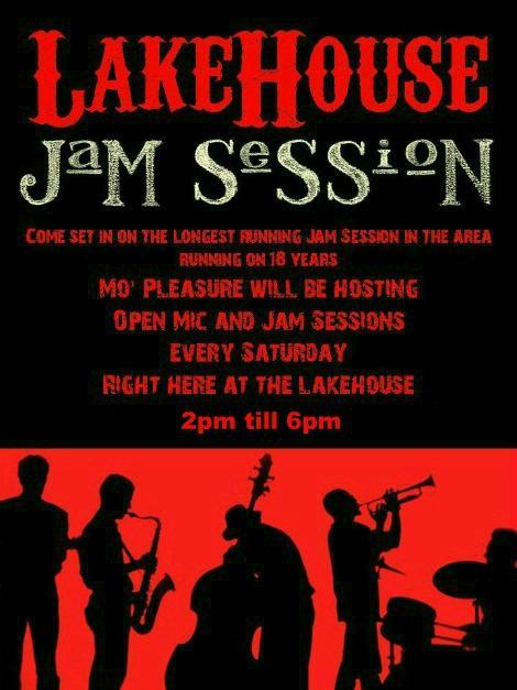 Lakehouse Jam Saturdays