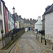 Cobbled High Street South Queensferry