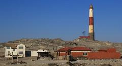 Shark Island Lighthouse Luderitz  (1)