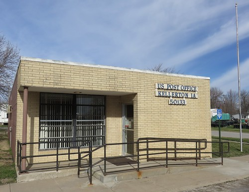iowa ia postoffices ringgoldcounty kellerton northamerica unitedstates us