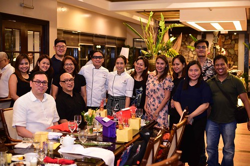 Waterfront Davao's Filipino Food Fiesta Dinner Buffet at Cafe Uno Featuring Celebrity Chefs Lau and Chef Jackie Laudico | WIHD photo
