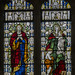 Rotherfield, St Denys church, Stained glass window