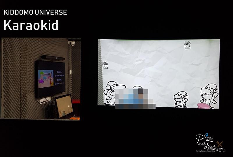 kiddomo universe karaokid