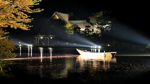 DSC07854-01三渓園観桜の夕べ