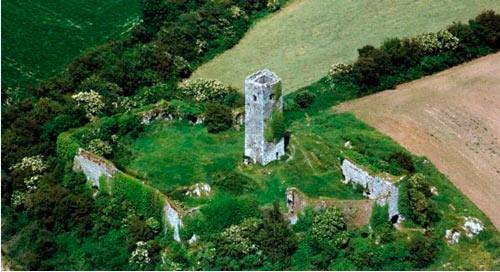 Ballincolling Castle