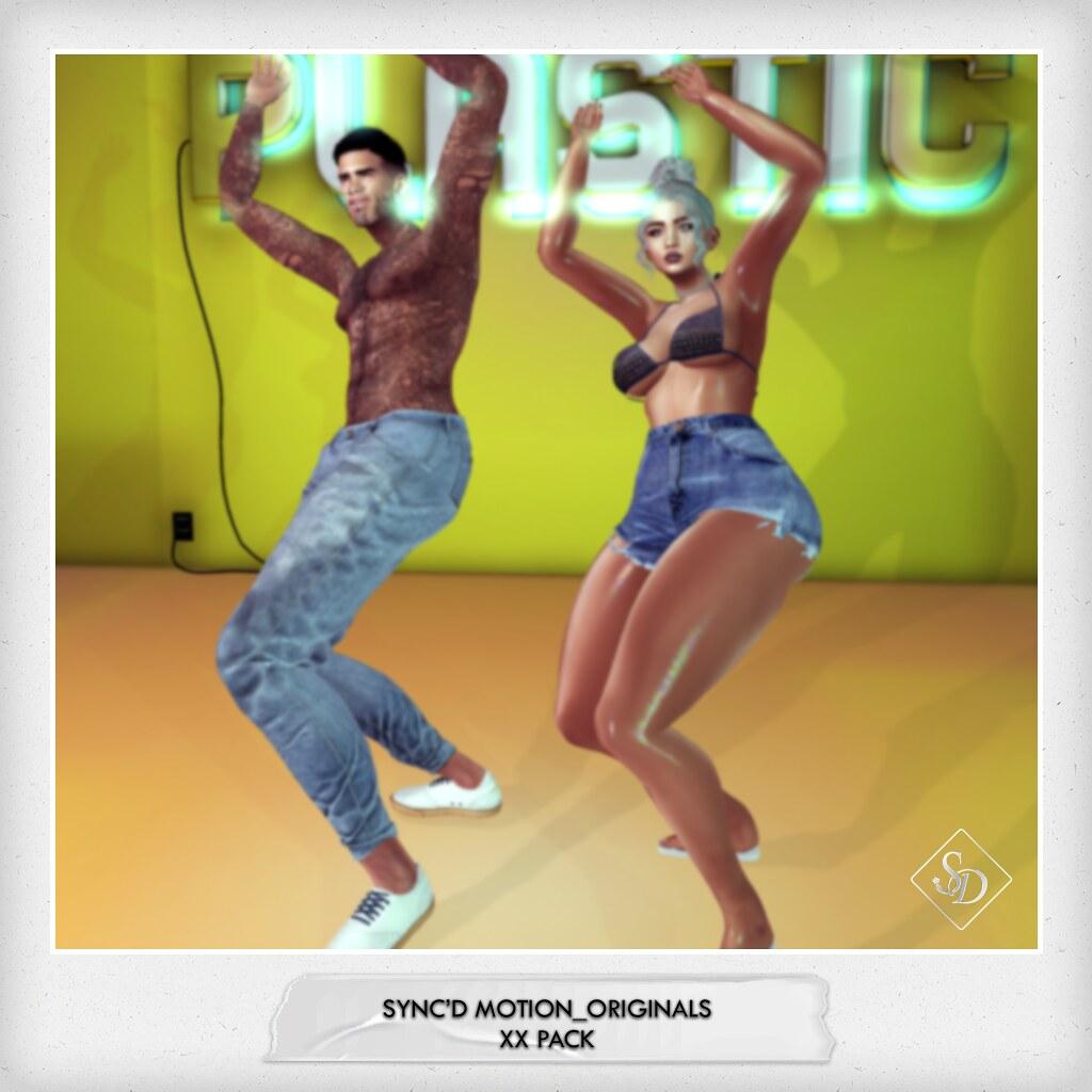 Sync'D Motion__Originals - XX
