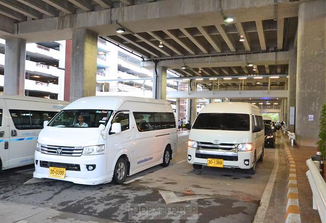 phuket krabi itinerary airport transfer